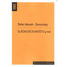 Štefan Németh - Šamorínsky: Sláčikové kvarteto g mol
