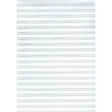 notový papier B4-18