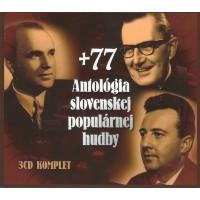 Antológia slovenskej populárnej hudby +77