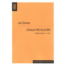 Ján Zimmer: Dvaja pri klavíri