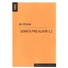 Ján Zimmer: Sonáta pre klavír č. 2
