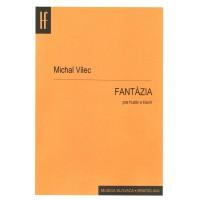 Michal Vilec: Fantázia pre husle a klavír
