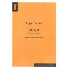 Eugen Suchoň: Balada pre lesný roh a klavír
