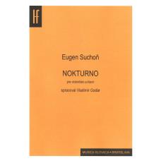 Eugen Suchoň: Nokturno pre violončelo a klavír