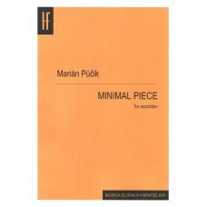 Marián Púčik: Minimal Piece for accordion