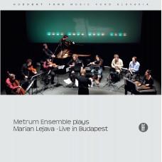 Marian Lejava: Live in Budapest CD