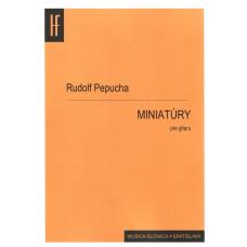 Rudolf Pepucha: Miniatúry
