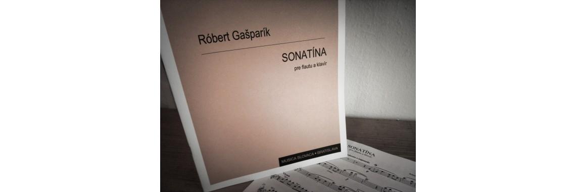 Róbert Gašparík: Sonatína