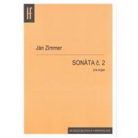 Ján Zimmer: Sonata, No. 2