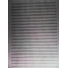 notový papier A3-22