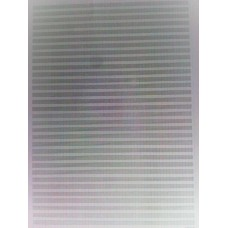 notový papier A3 -32