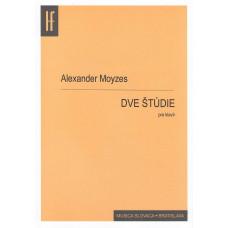 Alexander Moyzes: Dve štúdie vo forme prelúdia a fúgy pre klavír