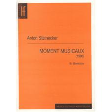 Anton Steinecker: Moment musicaux pre sláčikové trio