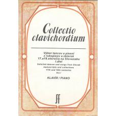 Collectio clavichordium I.