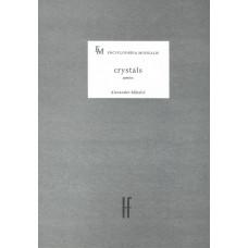 Alexander Mihalič: Crystals; sláčikové kvarteto