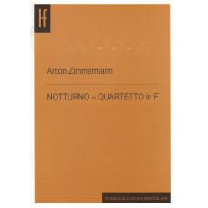 Anton Zimmermann: Nokturno – kvarteto