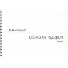 Boško Milakovič: Losing My Religion for sextett