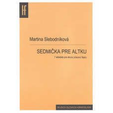 Martina Slebodníková: Sedmička pre altku