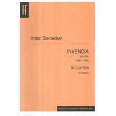 Anton Steinecker: Invencia pre violu sólo