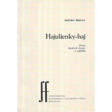 Zdenko Mikula: Hajulienky-haj; osem detských zborov