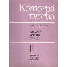 Alexander Moyzes: Jazzová sonáta pre dva klavíry