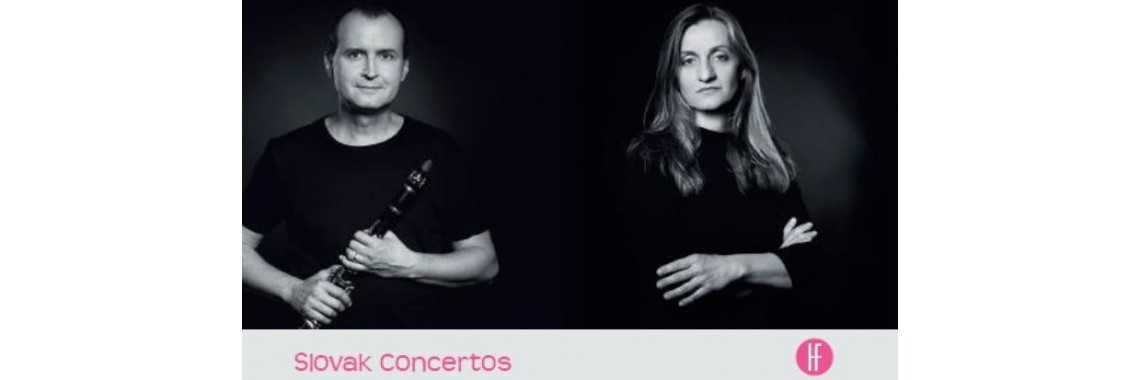 Slovak Concertos