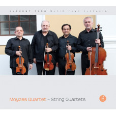 Moyzes Quartet - String Quartets MP3
