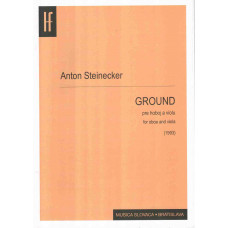Anton Steinecker: Ground pre hoboj a violu